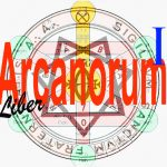 Liber Arcanorum Part II
