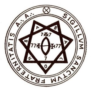 Sigil of the A.'.A.'.