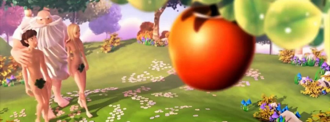 What the apple really was… (spoiler alert – it wasn't sex).
