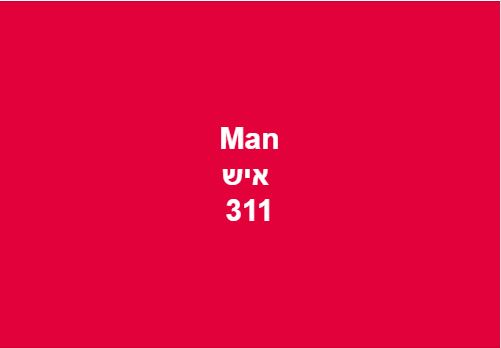 The Gematria of Man
